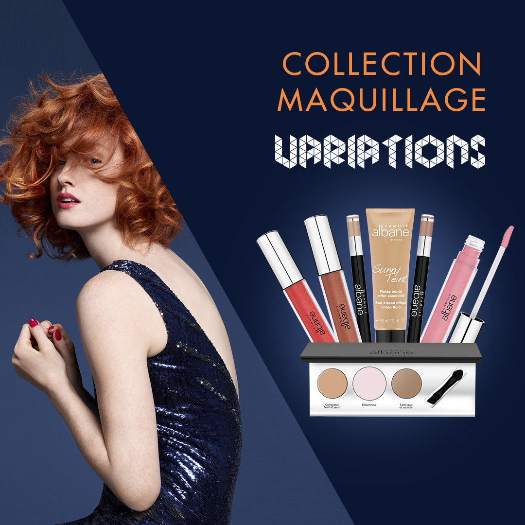 Salon Maquillage Collection Maquillage Pe18 Salon Camille Albane