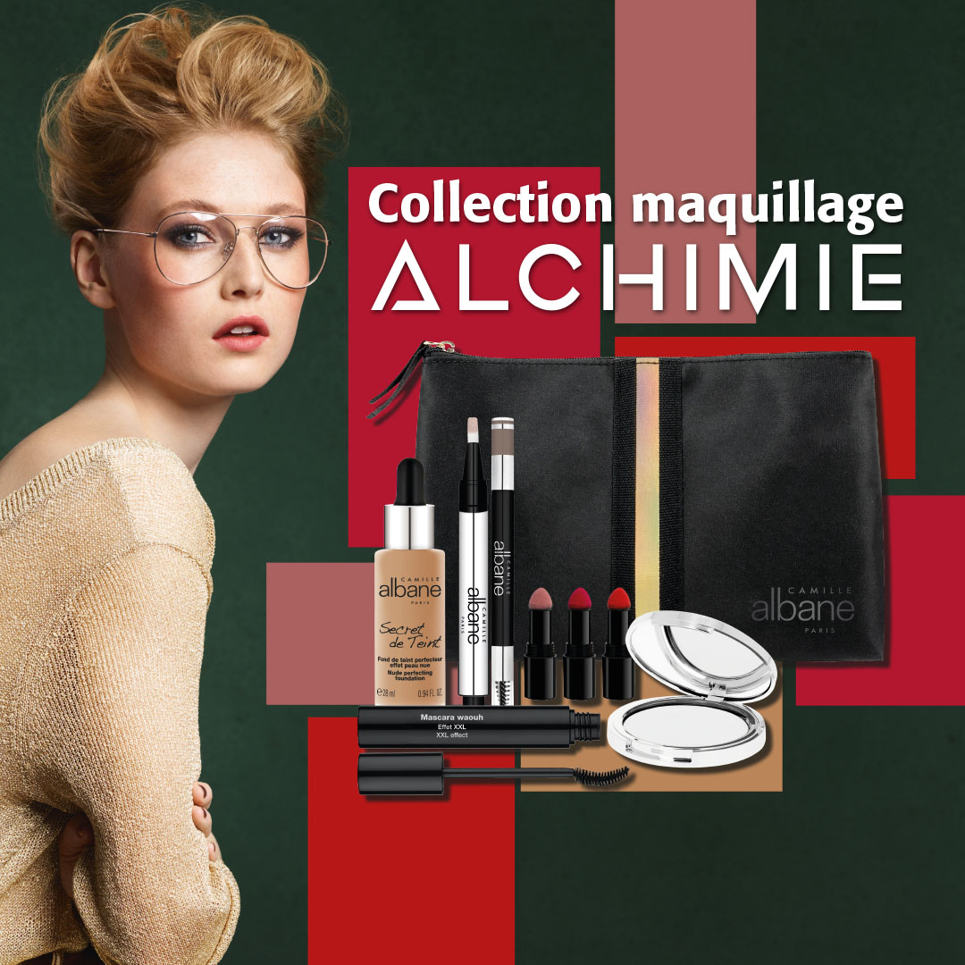 Salon Maquillage Collection Maquillage Automne Hiver 2018 19 Salon Camille Albane
