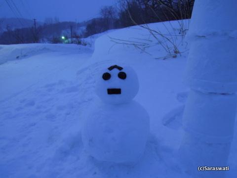 NEW雪だるま