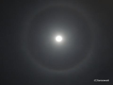フィリピンの満月