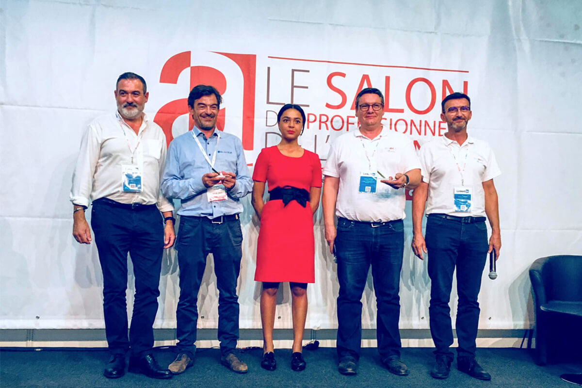 Salon Innovation Paris Le Trophée De L 39innovation Amiante 2018 Salon Des