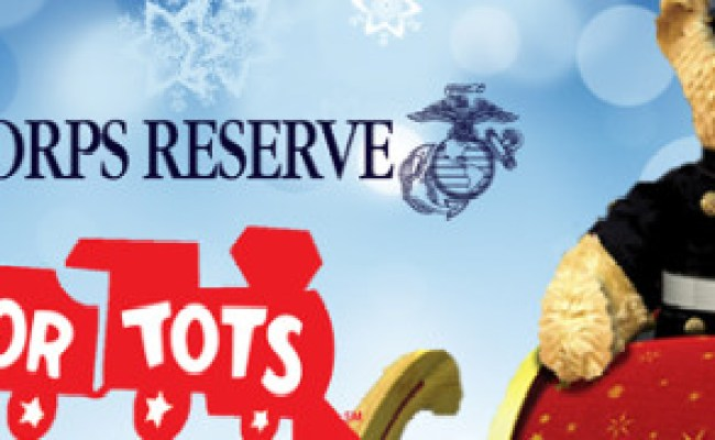 Toys For Tots Salon At Pine Forest