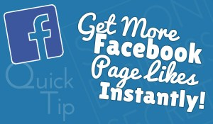 \How to Get More Facebook Page Likes Instantly\