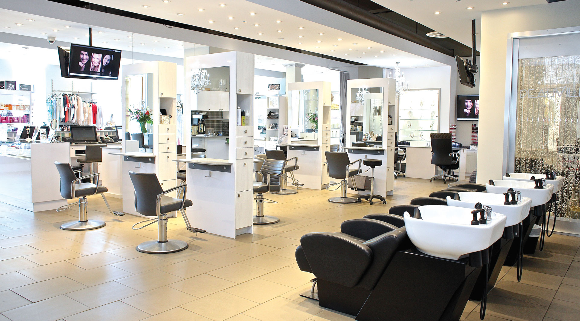 Beauty Salon Hair Salon And Spa Salon Deauville