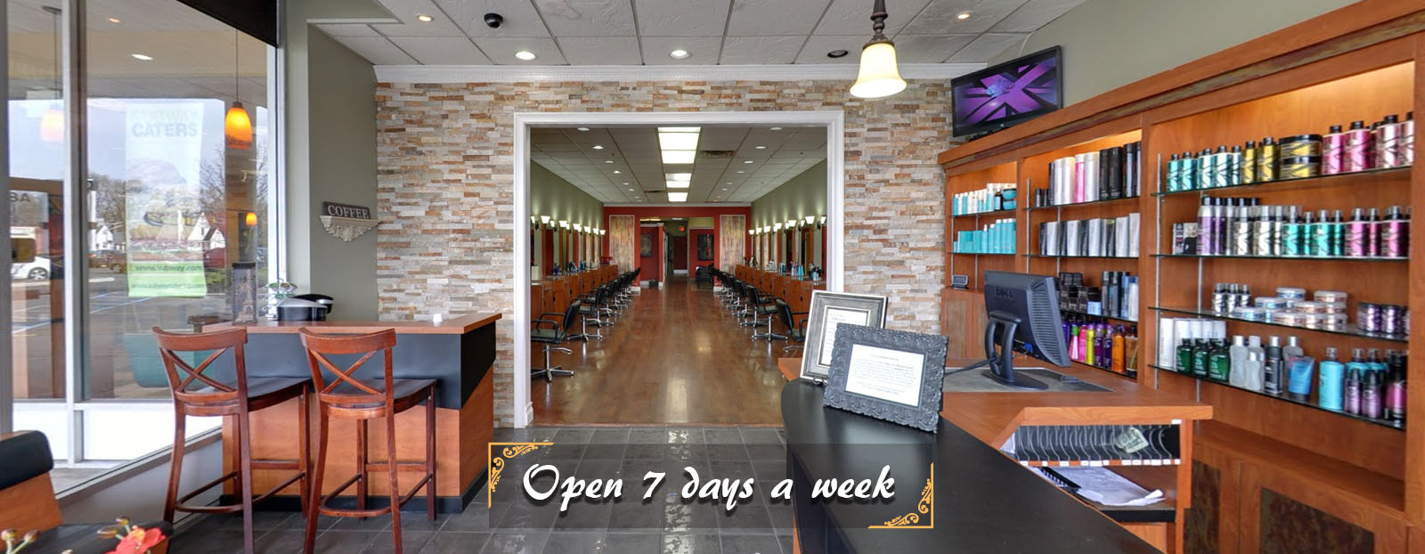 Salon Salon Dolce Vita Upscale Unisex Hair Salon In Edison Nj