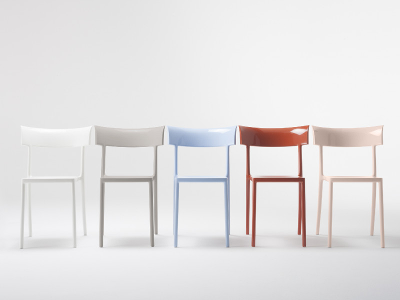 Generic family by Philippe Starck - Kartell ContamiNATION