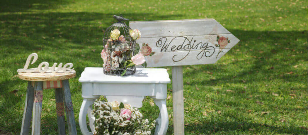 Salón de bodas y celebraciones en Alicante