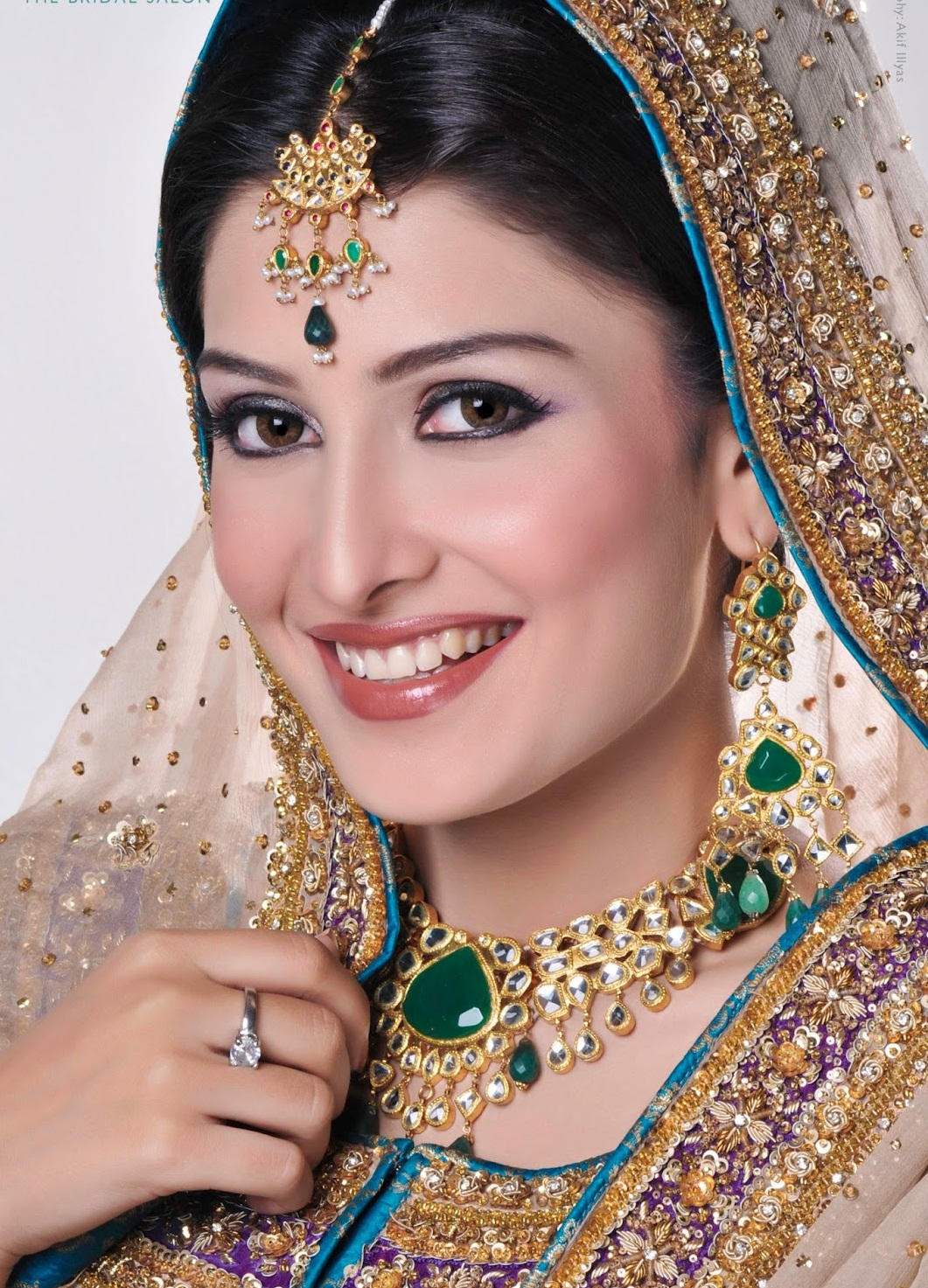 Bridal Makeup Salon Latest Dulhan Makeup By Kashees Beauty Parlour Complete
