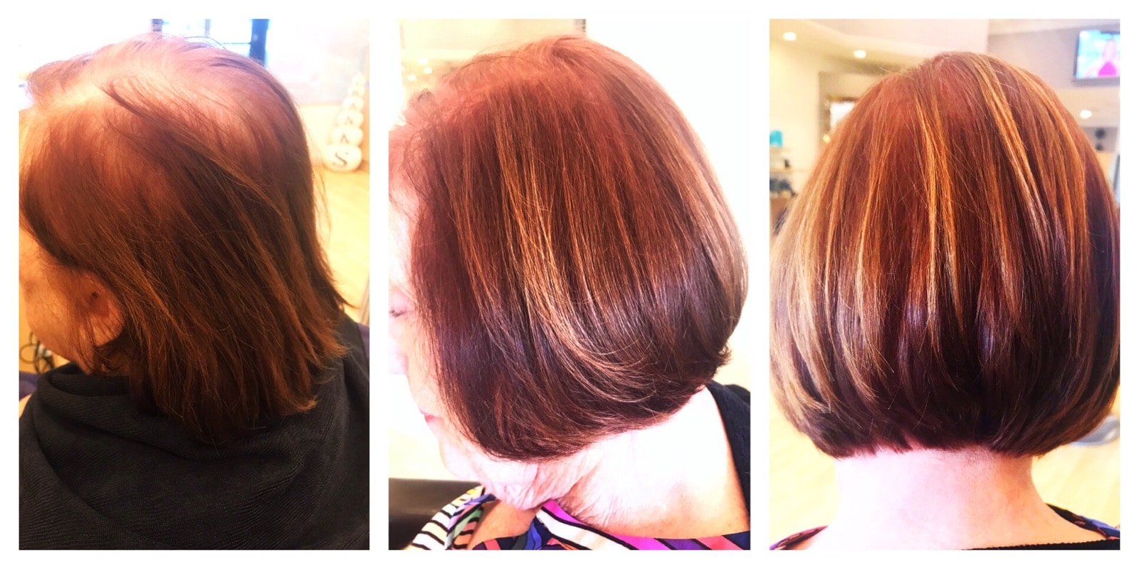 B2 Before and After Hair Makeovers in Naples FL