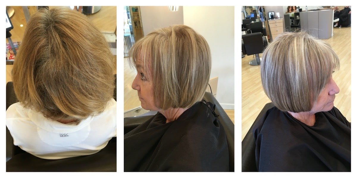 C4 Before and After Hair Makeovers in Naples FL