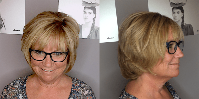 Root Touch Up Highlights Lowlights Ladies Cut Style Salon
