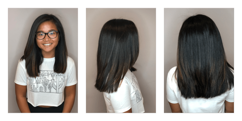 cut and blowdry