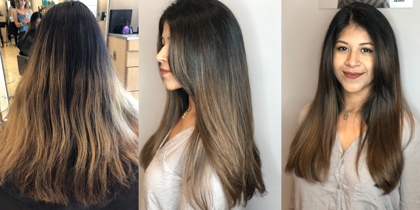 balayage-toner Before and After Hair Makeovers in Naples FL