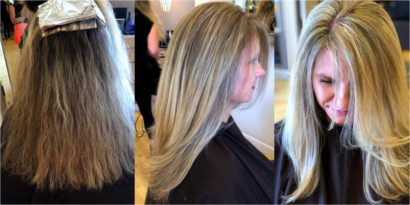 untitled Before and After Hair Makeovers in Naples FL