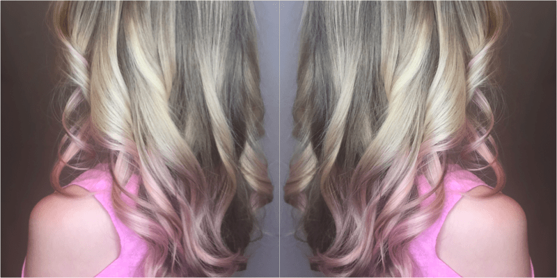 pink-2 Before and After Hair Makeovers in Naples FL