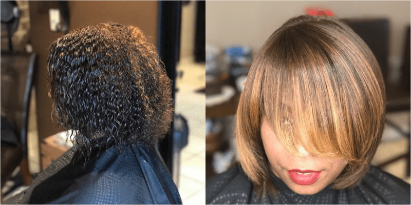 Root Touch Up / Highlights / Cut / Style