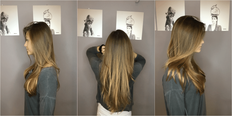 uchi-balayage Before and After Hair Makeovers in Naples FL