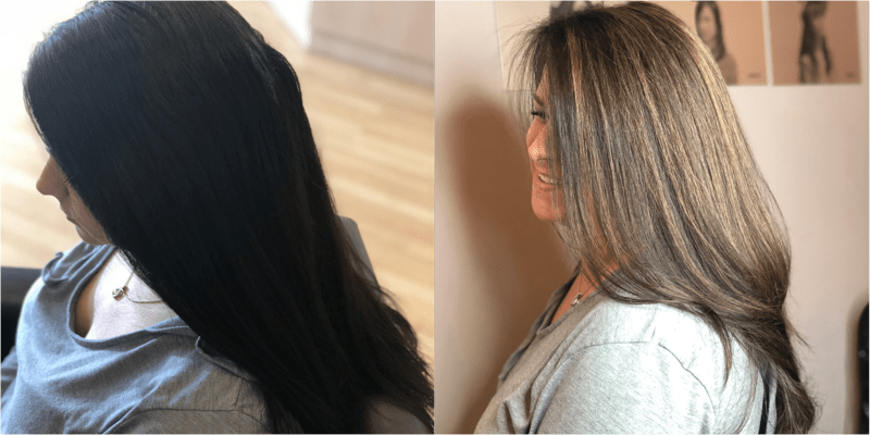 brookeafter Before and After Hair Makeovers in Naples FL