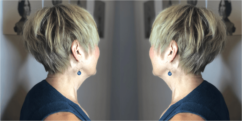 Texturized Pixie Cut