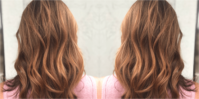 Retouch / Half head Highlights / Cut / Style