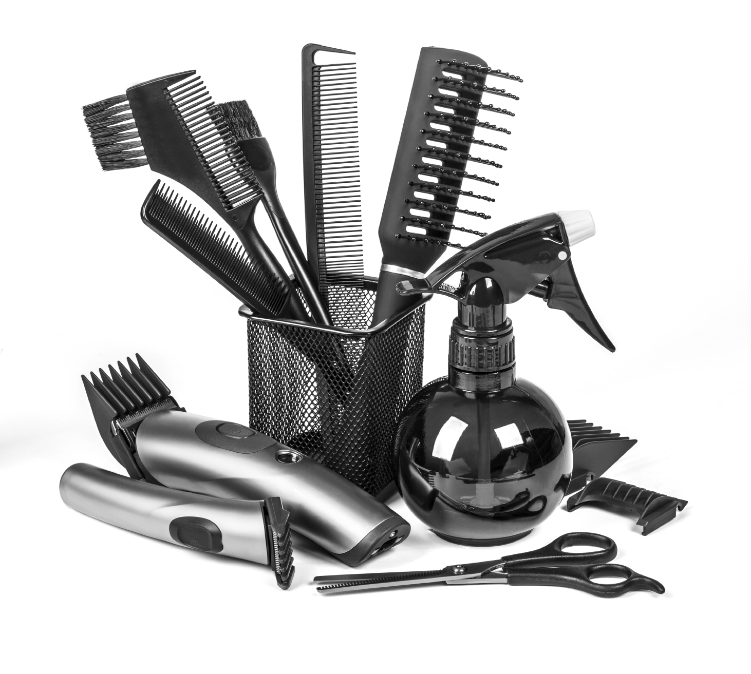 Salon De Coiffure équipement How To Properly Clean And Sanitize Your Cosmetology Tools