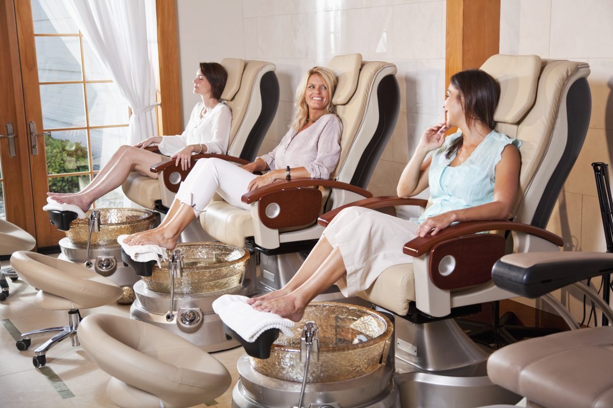 Pedicure Salon Manicuring Nail Tech Archives Salon Success Academy