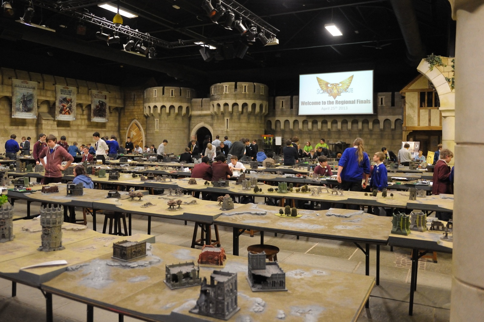 Games Workshop Saltash Community School Saltash Warhammer Club