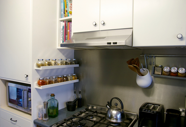 Ikea tea and spice shelving saltbush avenue - Ikea kitchen spice rack ...