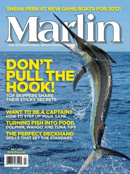 Kitchen York Marlin Magazine Discount Subscription