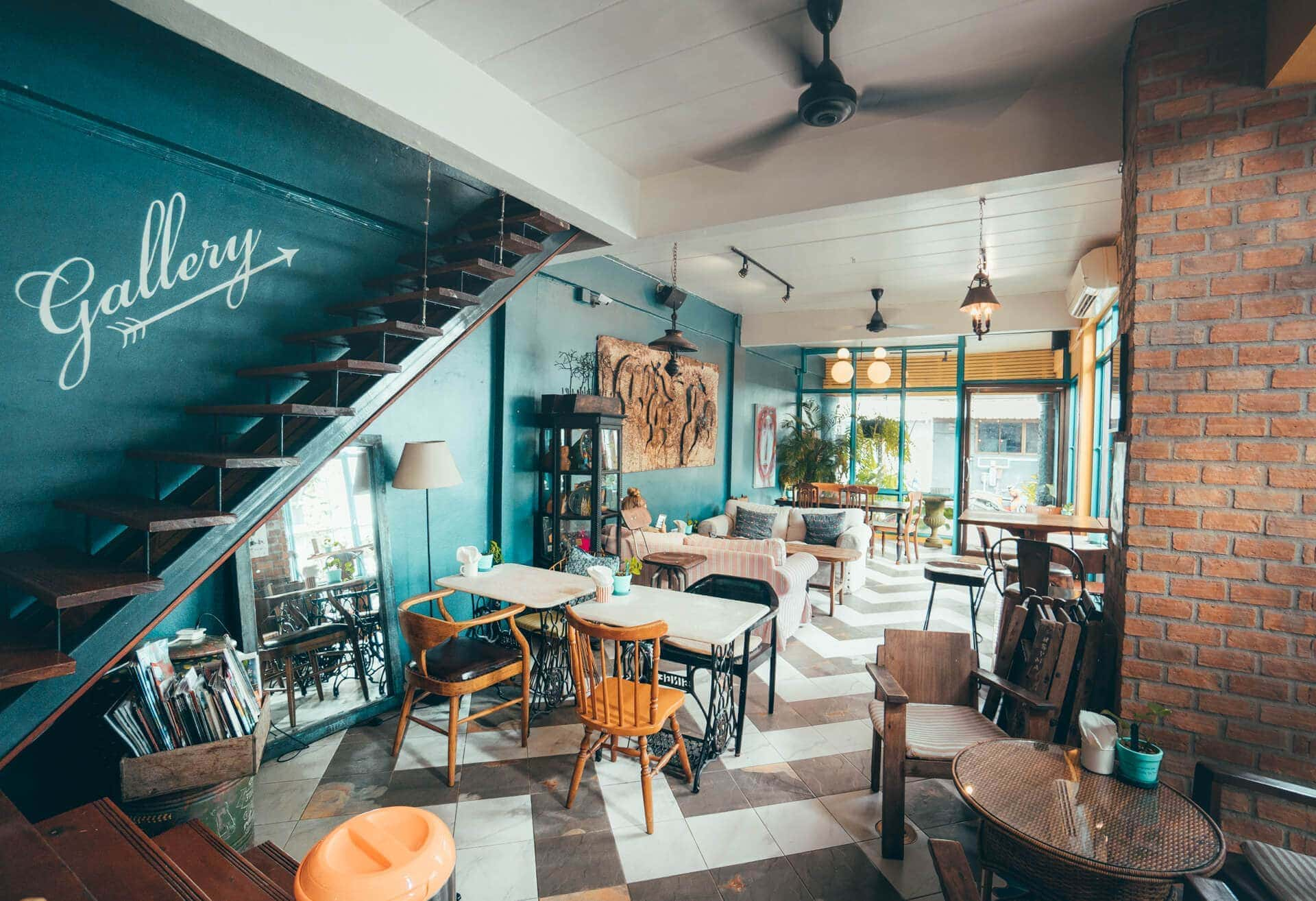 Café Cafés Work Cafes Chiang Mai 9 Best Cafes To Work As Digital Nomad