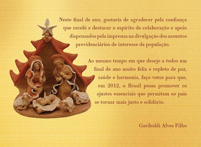 Os políticos do RN e seus cartões de Natal/Ano novo saltonarede