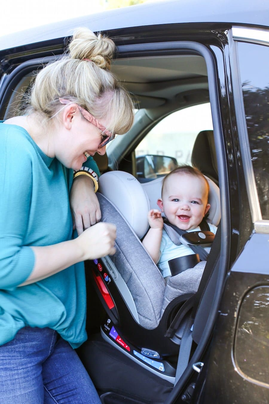 Maxi Cosi Baby Car Seat How To Install Getting Out Of The House With Twins