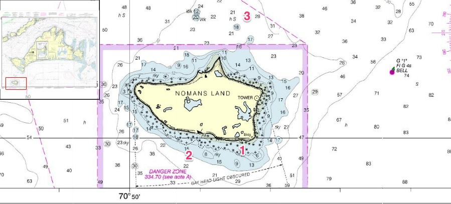 Noman\u0027s Land Island - Salty Cape