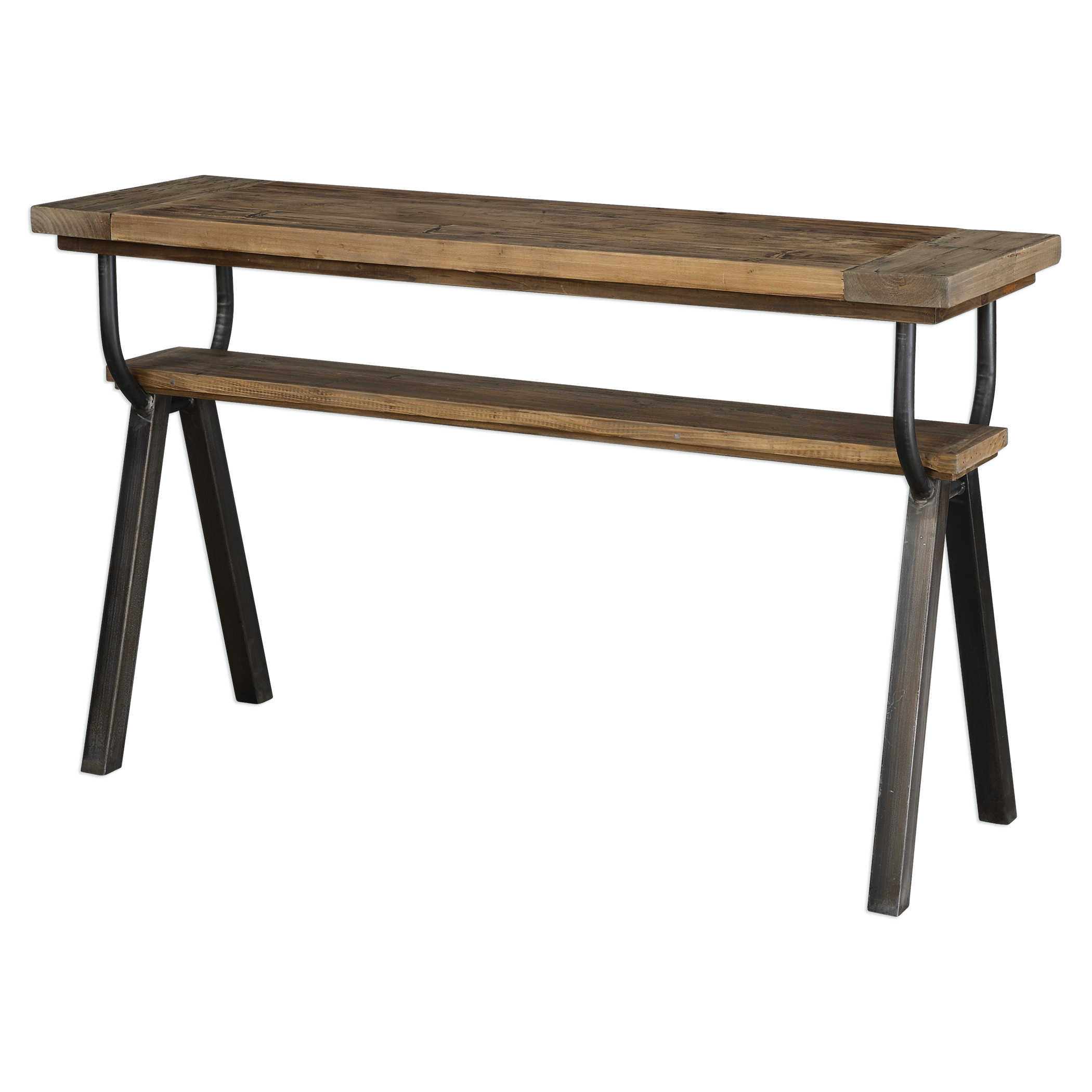 Consola Industrial Industrial Console Table Salty Home