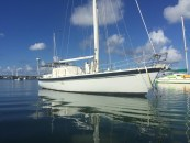 meet our new to us boat: SV Abeona