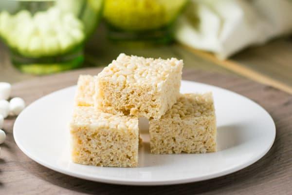 Brown Butter Rice Crispy Treats - Salu Salo Recipes