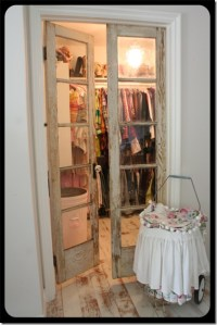 repurposing ideas metal closet doors | just b.CAUSE