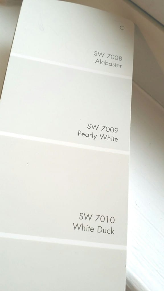 Sherwin Williams Natural Choice The Perfect White