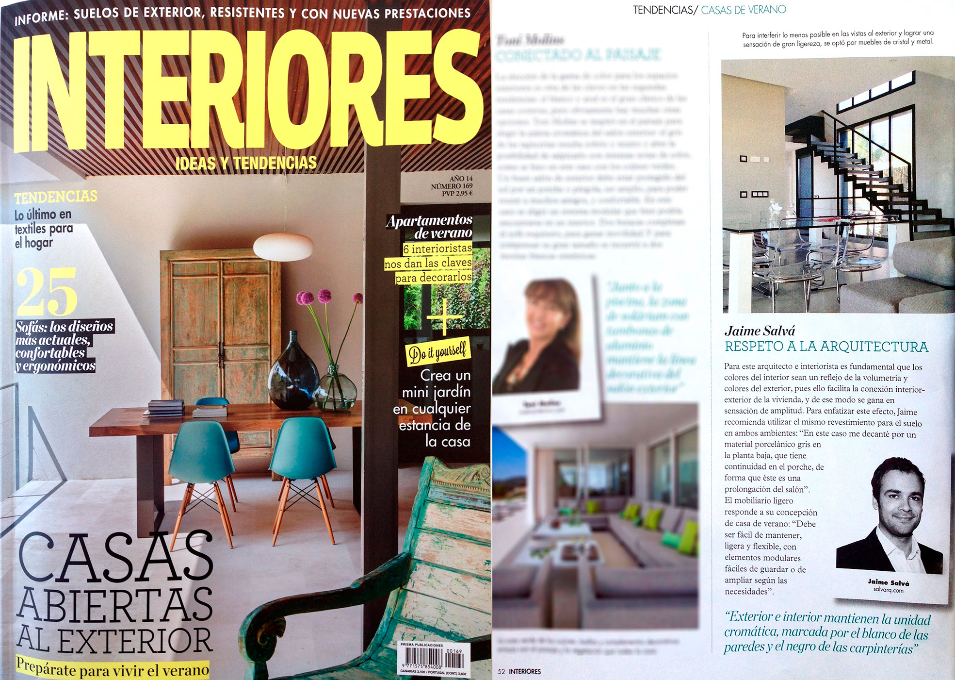 Casa Y Jardin Revista Decoracion Revista Decoracion De Interiores