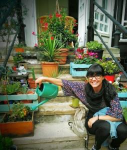 Las florecillas del jardín