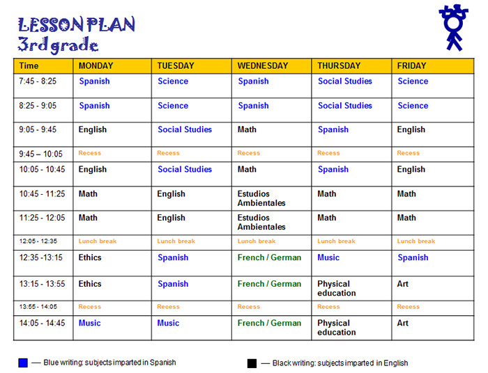 Sample Physical Education Lesson Plan Template 2 - sample music lesson plan template