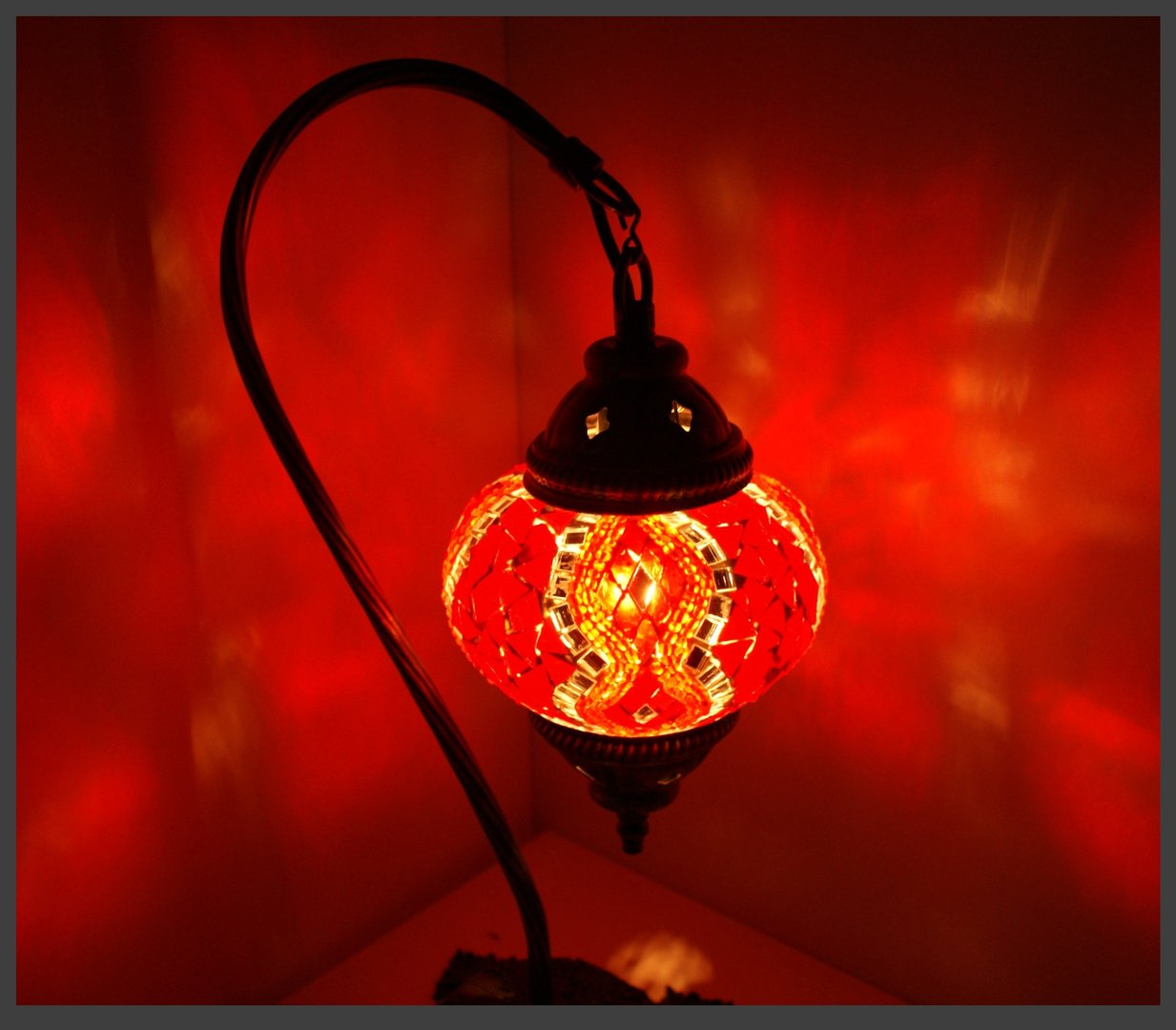 Stehlampe Rot Stehlampe M Rot Art Ms 001 Samarkand Lights