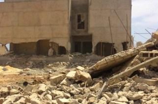 La tension monte à Grand-Médine : Plus de 160 maisons menacées de démolition