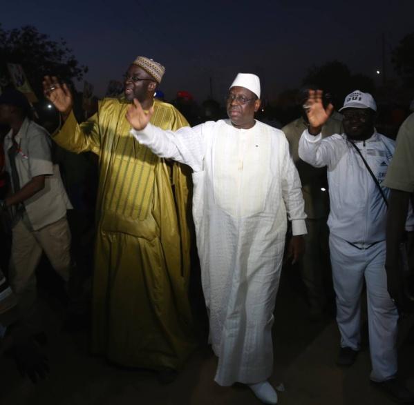 Moustapha Cissé Lô Touba coup de feu