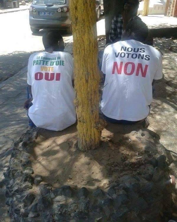 Le peuple sénégalais s'est encore illustré !