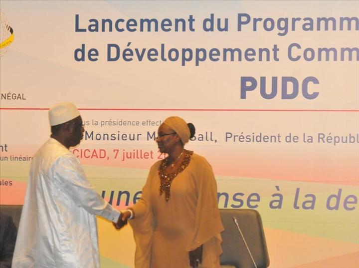 PUDC, Madame Djibo