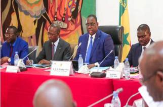 La composition du nouveau gouvernement du Sénégal