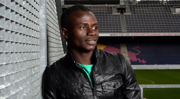 Sadio Mané CAN 2017