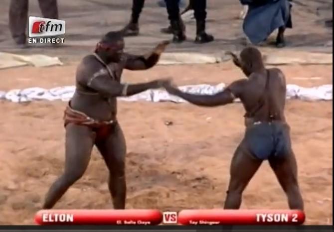 Elton vs Tyson 2