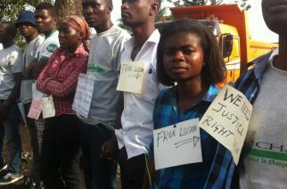 arrestation manifestation